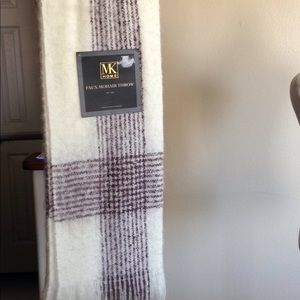 Other - Faux Mohair Throw